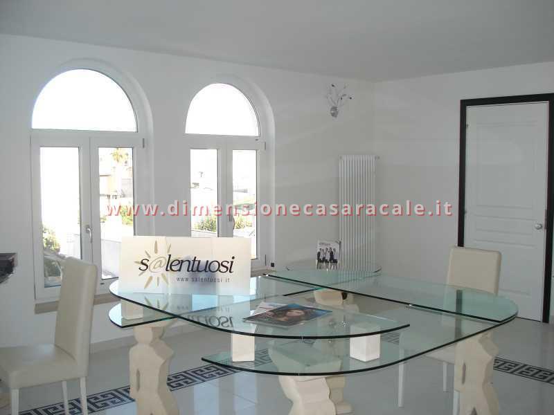 Installazione infissi in PVC Pvc Rehau de I Nobili serie Cavaliere 3  Lecce e provincia