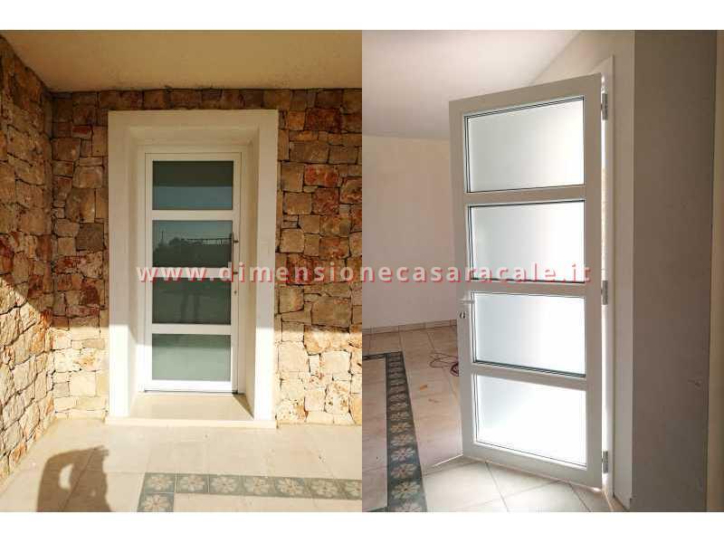 Installazione infissi in PVC serie Cavaliere o Visconte Hp 3  Lecce e provincia
