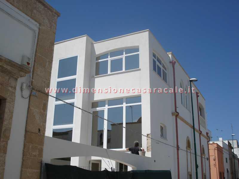 Installazione infissi in PVC Pvc Rehau de I Nobili serie Cavaliere 2  Lecce e provincia