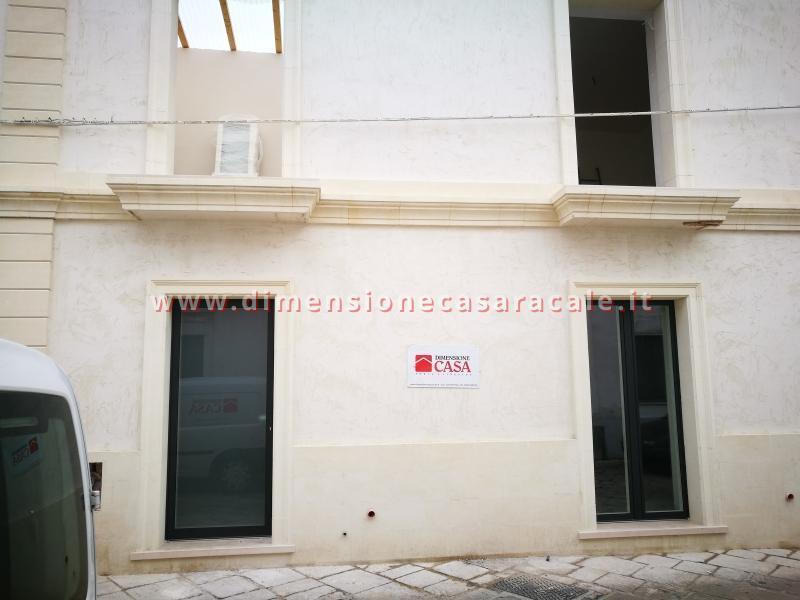 infissi in Legno/Alluminio linea RELUCE a marchio I NOBILI centro storico Racale Lecce 11