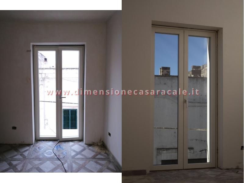 infissi in Legno/Alluminio linea RELUCE a marchio I NOBILI centro storico Racale Lecce 3