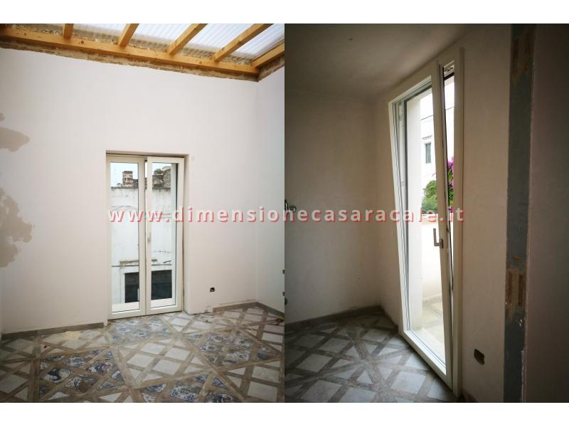infissi in Legno/Alluminio linea RELUCE a marchio I NOBILI centro storico Racale Lecce 7
