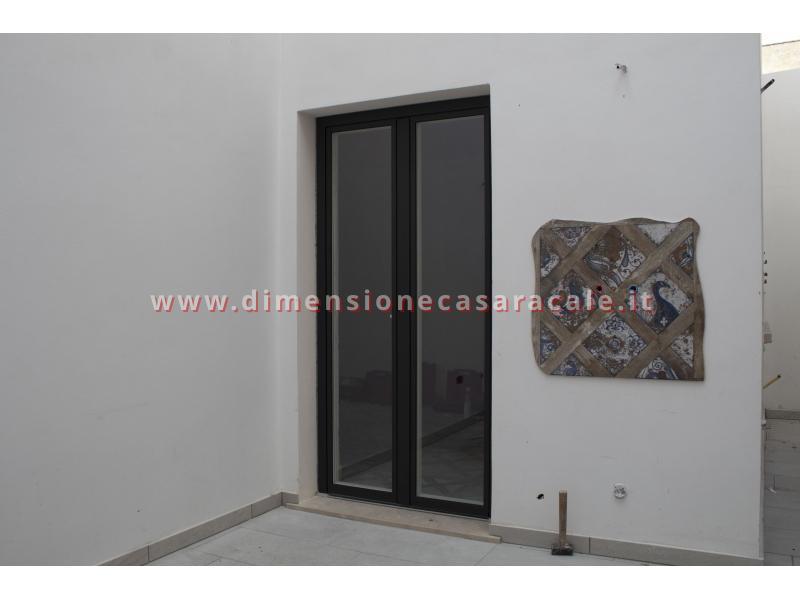 infissi in Legno/Alluminio linea RELUCE a marchio I NOBILI centro storico Racale Lecce 8