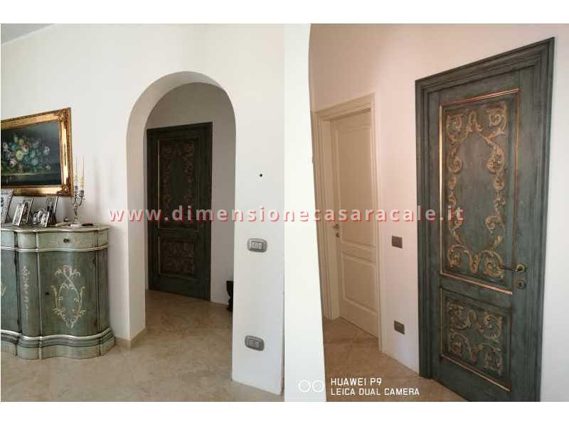 Porte in Legno decorate fiorentine New Design Porte 9
