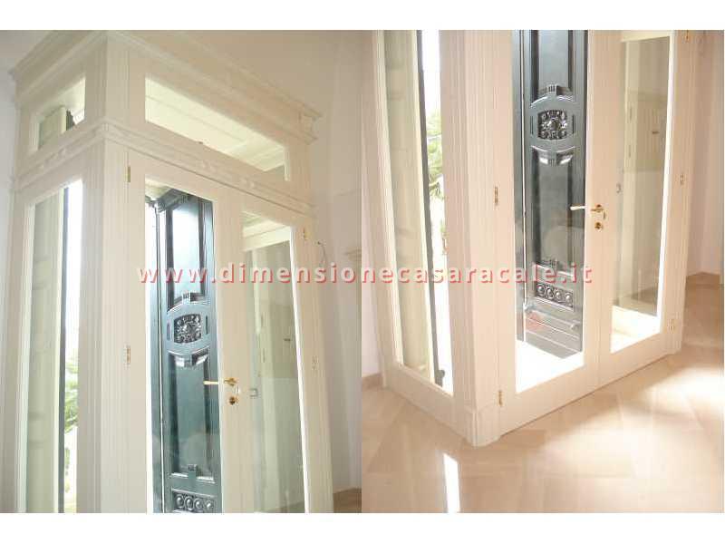 Porte In Legno Massello : Installazione di porte interne in legno massello in abitazione