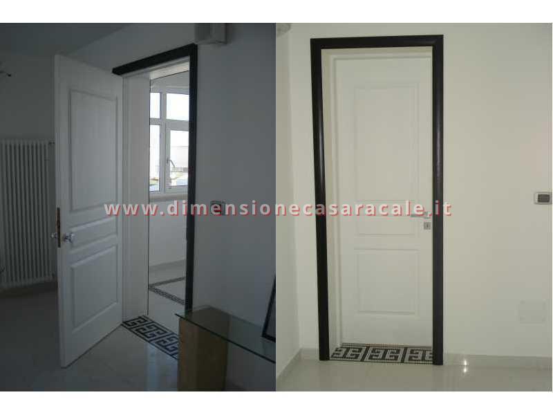porte interne in legno tamburate Flessya 11