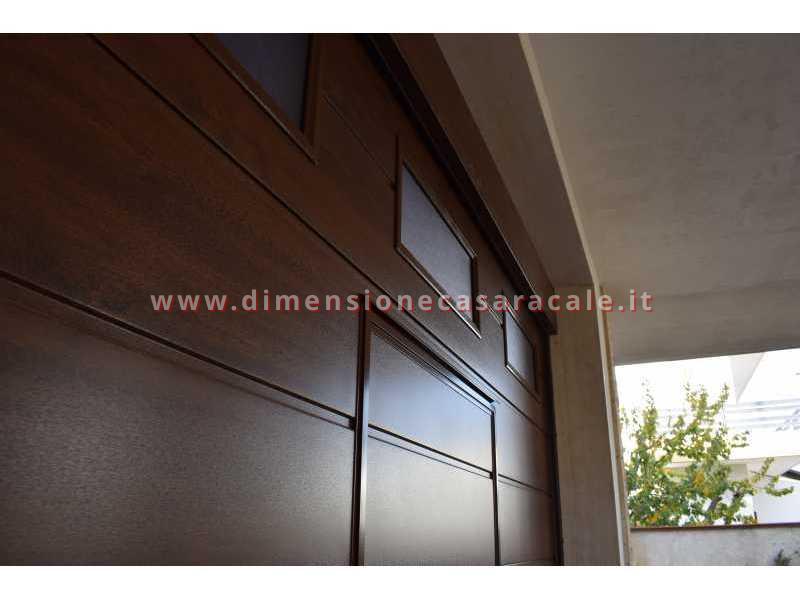 Vendita e installazione di portoni garage sezionali Hörmann in Lecce e provincia anche su misura e dimensioni personalizzate