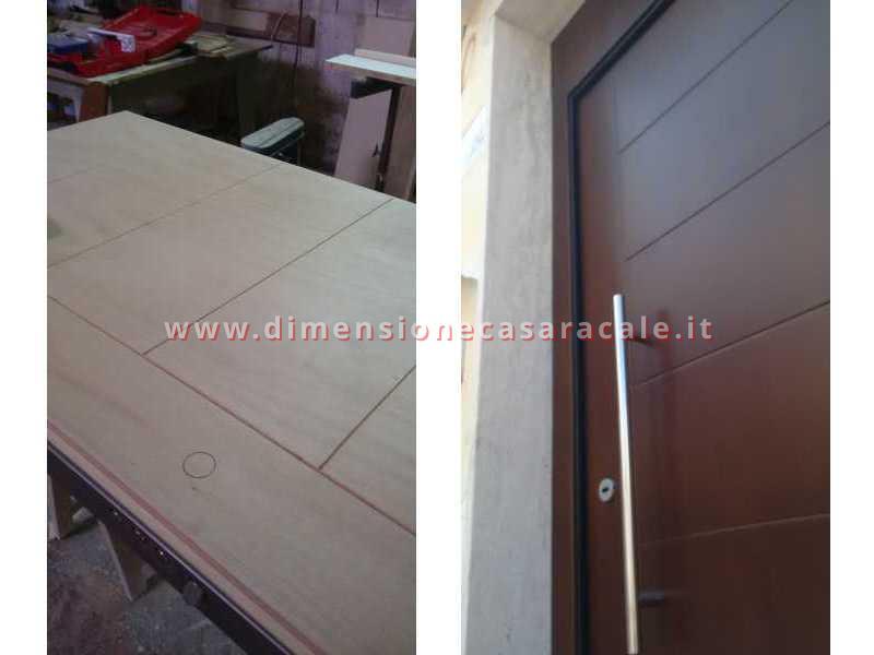 vendita portoni blindati di sicurezza in acciaio Lecce e provincia