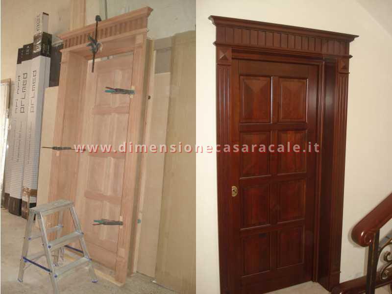 vendita e installazione di portoni blindati di sicurezza in acciaio Lecce e provincia