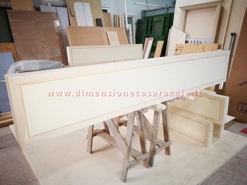 Cassonetti in legno complanari al muro termoisolanti 11