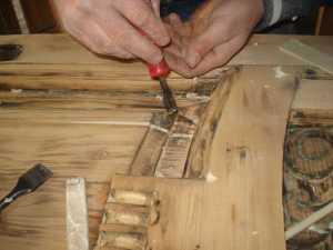 Realizzazioni su misura in legno, installate presso abitazioni private