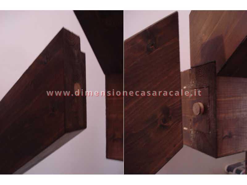 Realizzazione e installazione di scale in legno in abitazioni private 10