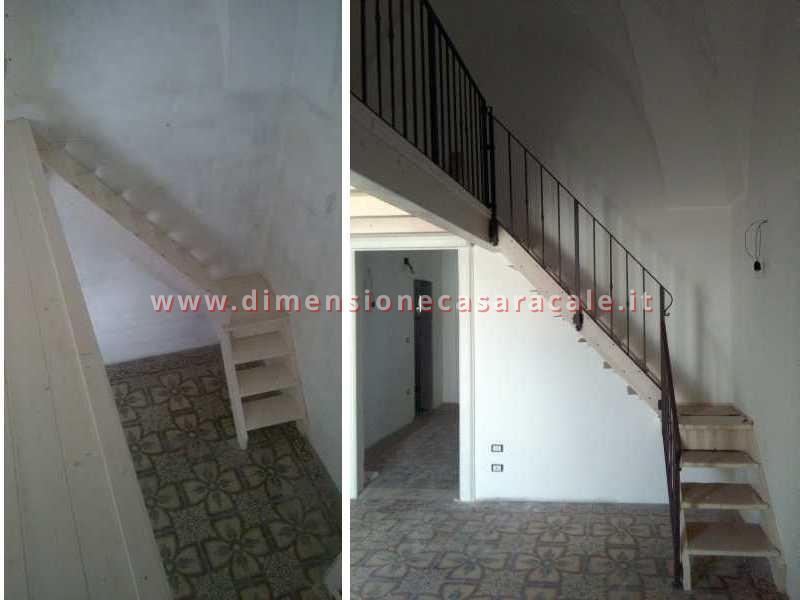Realizzazione e installazione di scale in legno in abitazioni private 7