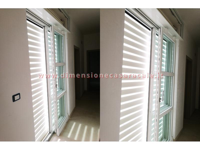Installazioni in Lecce e provincia di tapparelle in alluminio newSolar schermature solari per interni 11