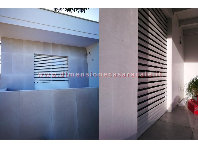 Installazioni in Lecce e provincia di tapparelle in alluminio newSolar schermature solari per interni 1