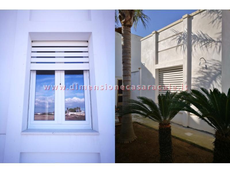 Installazioni in Lecce e provincia di tapparelle in alluminio newSolar schermature solari per interni 5