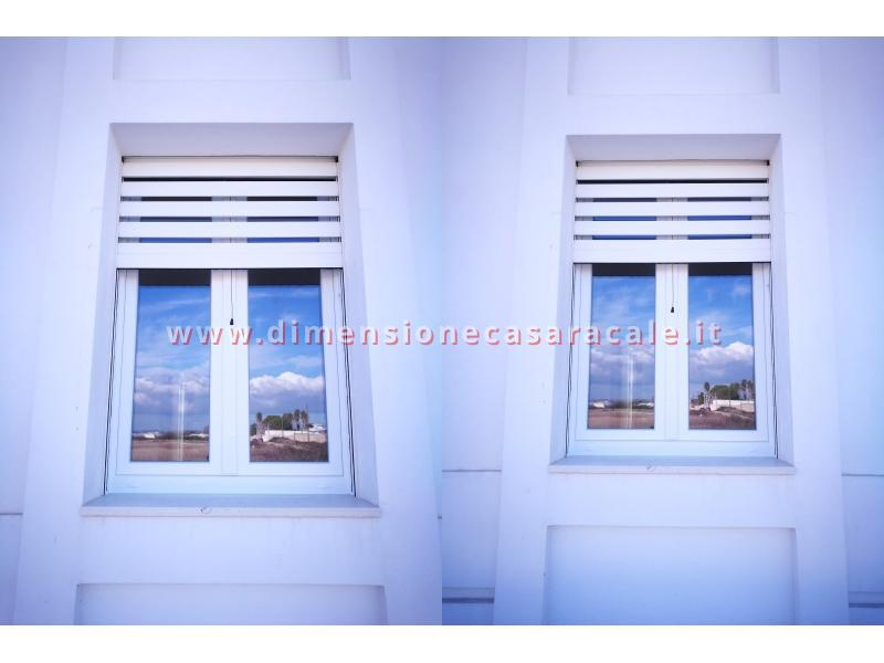 Installazioni in Lecce e provincia di tapparelle in alluminio newSolar schermature solari per interni 8