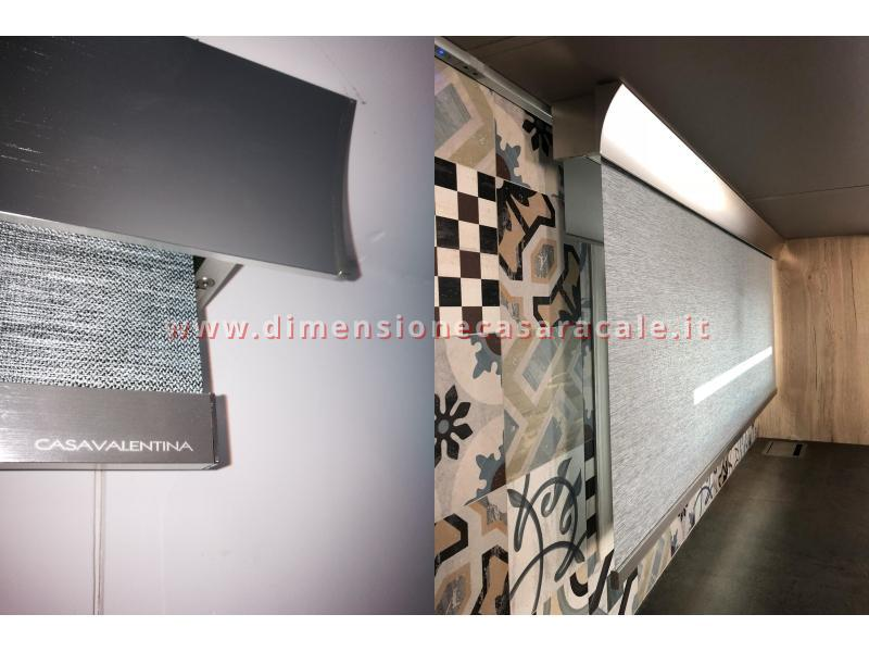 Installazioni di Tende per interni a marchio Casa VALENTINA elementi di arredo per abitazioni 11