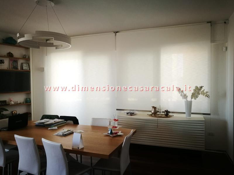 Installazioni di Tende per interni a marchio Casa VALENTINA elementi di arredo per abitazioni 1