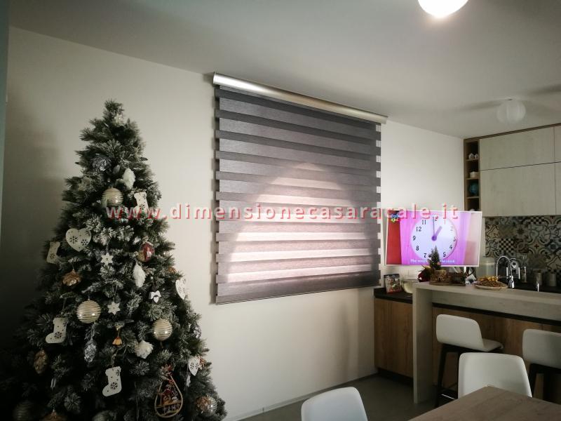 Installazioni di Tende per interni a marchio Casa VALENTINA elementi di arredo per abitazioni 9