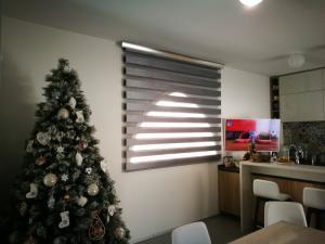 Installazioni di Tende per interni a marchio Casa VALENTINAelementi di arredo per abitazioni