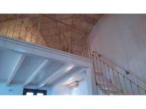 Realizzazione di soppalchi in legno/ferro in abitazioni private e gazebo